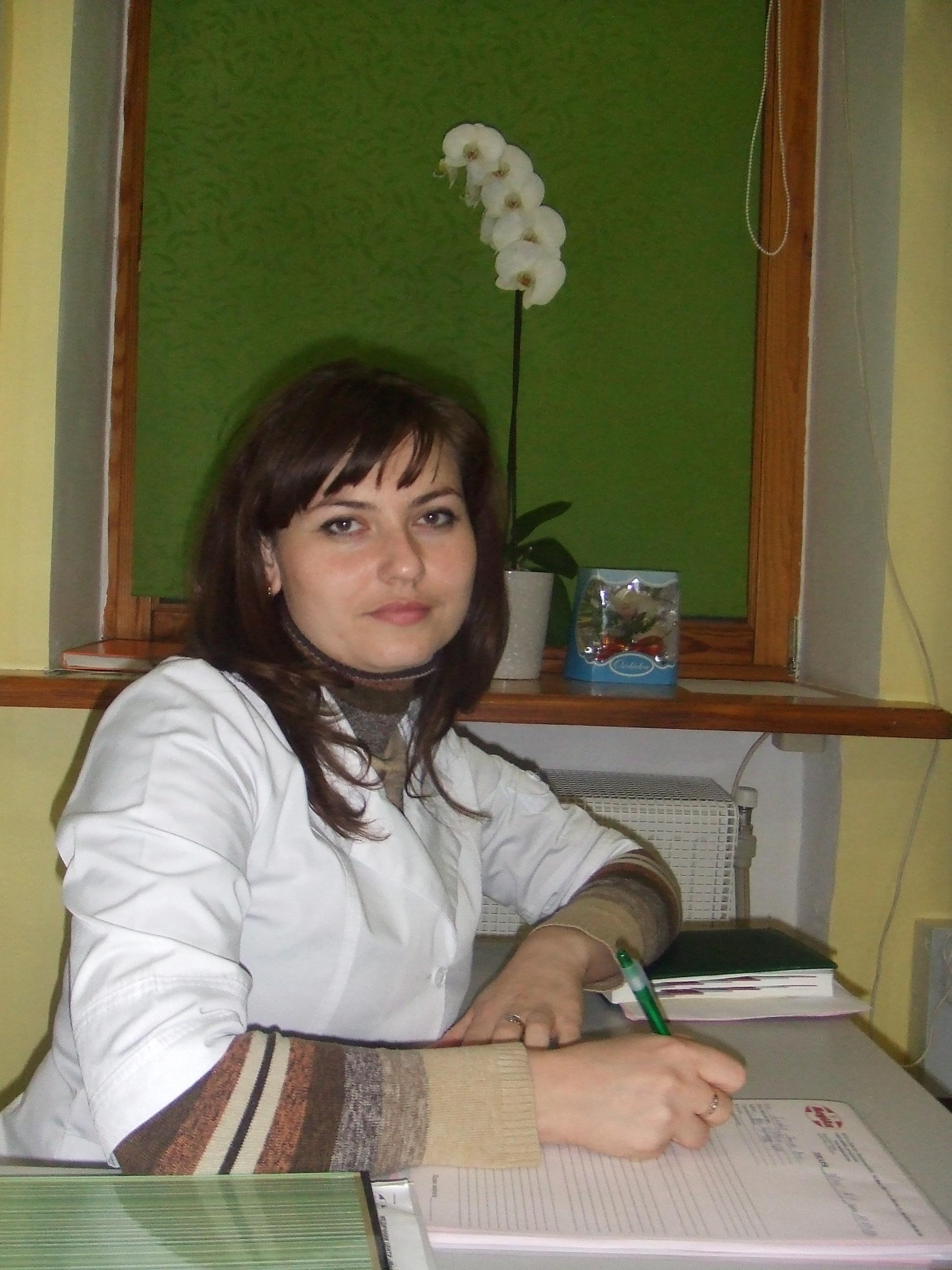гинеколог Юзько Татьяна Ивановна